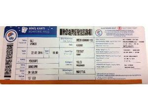 İdo, 1 Mart'ta E-bilet'e Geçiyor