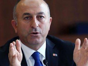 Çavuşoğlu: Mısır, Libya çalışma grubunda olmalı