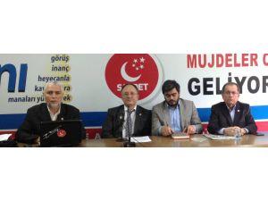 SP Genel Başkan Yardımcısı Kılıç: Suriye'ye kara harekâtı endişemizi arttırıyor