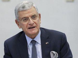 AB Bakanı Bozkır: AP Türkiye Raportörü Piri tarafsızlığını yitirmiştir