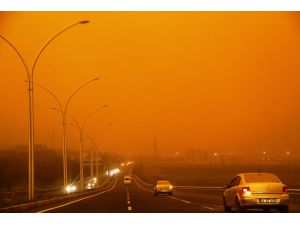 Meteoroloji'den Güneydoğu için toz uyarısı