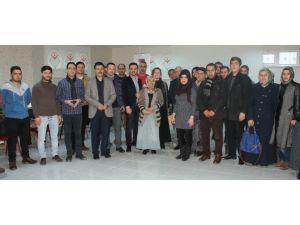 Van TSO Genç Girişimciler Kurulu'ndan Vasem'e Ziyaret