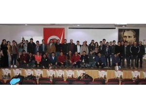 Van'da Gençlik Merkezleri Arası Skeç Yarışması
