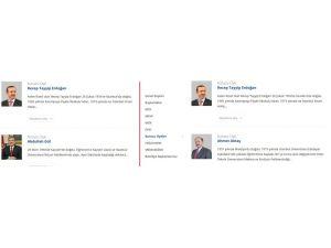 Abdullah Gül ve Yaşar Yakış 'kurucu üye' listesinden çıkarıldı