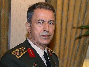 Genelkurmay Başkanı Orgeneral Akar'dan TSK personeline taziye mesajı