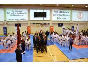 İller Arası Kyokushın Karate Şampiyonası Bilecik'te Yapıldı