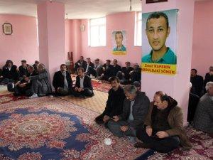 Van'da Ankara Bombacısı İçin Taziye Evi Kuruldu