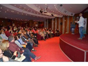Eskişehir'de Köpek Eğitimi Konferansı