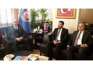 Ağbaba: CHP, hakkı yeniliyorsa Başbakan'ın da hakkını koruyacaktır