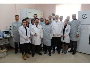 Erzurum Beah'ta 'Uygulamalı Hücre Kültürü Ve Moleküler Biyoloji Araştırmaları'kursu Verildi