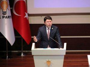 """Milletvekili Tunç: """"Başkanlık Sistemi Cumhuriyete Ve Demokrasiye En Uygun Hükümet Sistemidir"""""""
