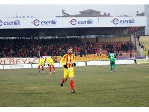 Alima Yeni Malatyaspor'da Ali Sakal Şoku