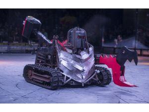 Rusya'da robotlar savaşı başladı