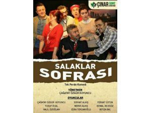 Konya'da Güldüren Tiyatro Oyunu