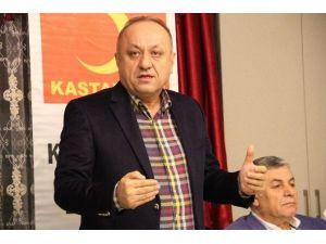 Kastamonu Belediye Başkanı Tahsin Babaş