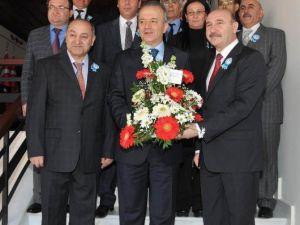 """Afyonkarahisar'da """"Vergi Haftası"""" Kutlamaları Başladı"""