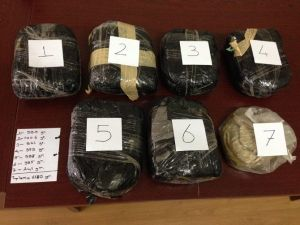 Amasya'da 6 Kilo Uyuşturucu Ele Geçirildi