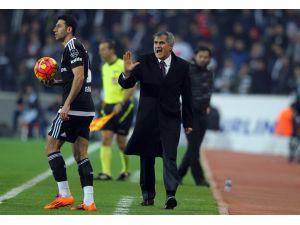 Beşiktaş: 1 - Gençlerbirliği: 0