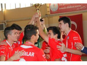Yamanlar futsalda Türkiye finalinde