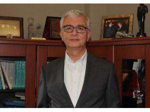"""Prof. Dr. Volkan Ediger: """"Suriye'deki Mücadelenin Asıl Nedeni Jeopolitik Konum"""""""