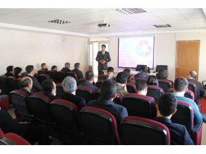 Aladağ'da Proje Yazma Eğitimi Başladı