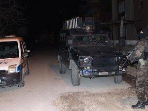 Adana'da terör operasyonu: 9 gözaltı