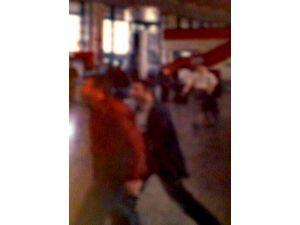 Terör Saldırısını Gerçekleştiren Neccar'ın Otogarda Görüntüleri Ortaya Çıktı