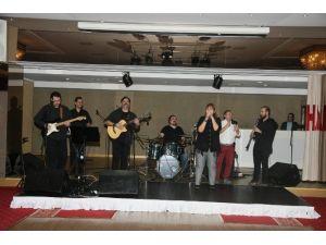 Büyükşehir Personeline Müzikli Etkili İletişim Eğitimi