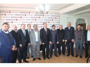 Görevden Alınan MHP Bayburt İl Başkanı Süleyman Burç: