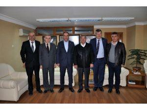 CHP'den Türk-iş'e Ziyaret