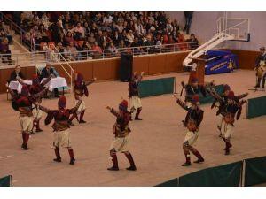 Halk Oyunları Yarışmaları İzleticileri Büyüledi