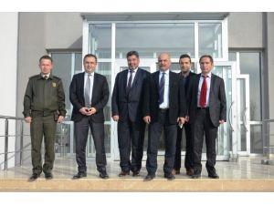 Saray Meslek Yüksekokulu Yeni Binasına Taşındı