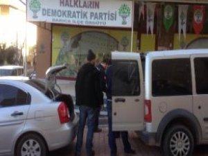 Adana ve Kocaeli'de PKK Operasyonu: HDP'li İlçe Başkanları Gözaltında