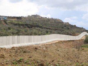 Sınıra terör duvarı