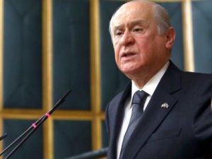 Bahçeli: CHP ikna edilip geri getirilmeli