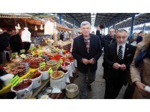 Başkan Karaosmanoğlu, Adana Günleri'ne Katıldı
