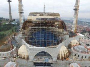 Çamlıca Camisi Bitti Bitiyor