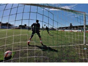 Bodrumspor Orhangazispor Maçına Kilitlendi