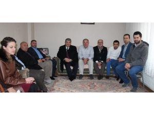 AK Parti Osmangazi'den Üyelere Ziyaret