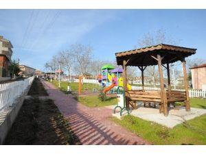 Başiskele'de Yeni Parklar Hizmete Giriyor