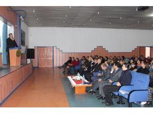 Mersin'de Danışman Öğretmenlik Semineri Başladı