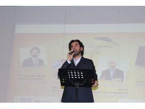 Serdar Tuncer Balıkesir'de Necip Fazıl'ı Anlattı