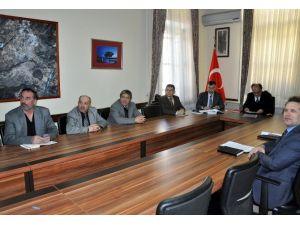 Bilecik'te Av Komisyon Toplantısı Yapıldı