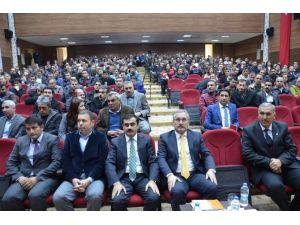 Şanlıurfa'da Atanan Aday Öğretmenler İçin Seminer Verilmeye Başlandı