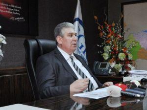 SGK Şanlıurfa İl Müdürü İsmail Ünlü Sigorta Primlerine Verilen Destek Hakkında Basını Bilgilendirdi