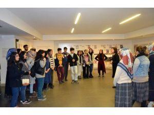 Bilgievi, Kartal İmam Hatip Lisesini Ziyaret Etti