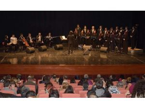 ESOGÜ'de Türk Tasavvuf Musikisi Konseri