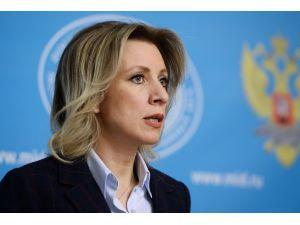 Zaharova, Rus uçağın düşürüldüğü günü anlattı