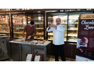 Dünyaca ünlü şeften kaliteli çikolata tüyoları