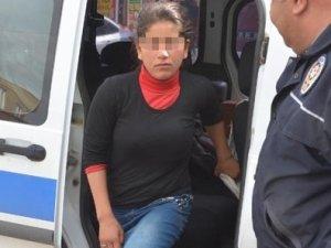 Suriyeli Semiha, çıplak ayakla 10 kilometre yürüyüp polise sığındı
